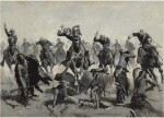 Custer's Last Charge (A Sabre Charge)
