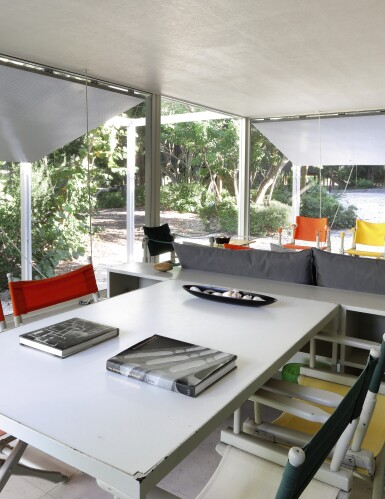View 3. Thumbnail of Lot 343. PAUL RUDOLPH | THE WALKER GUEST HOUSE.
