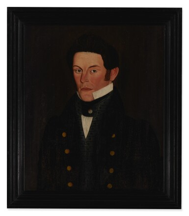 Pair of Portraits: Origen Brigham Herrick and Anna Scoville Herrick