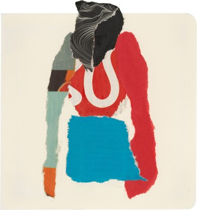 View 15. Thumbnail of Lot 801. DEBORAH ROBERTS | THE HISTORY OF EVERYTHING, PART THREE.