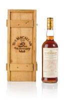 The Macallan 25 Year Old Anniversary Malt 43.0 abv 1959