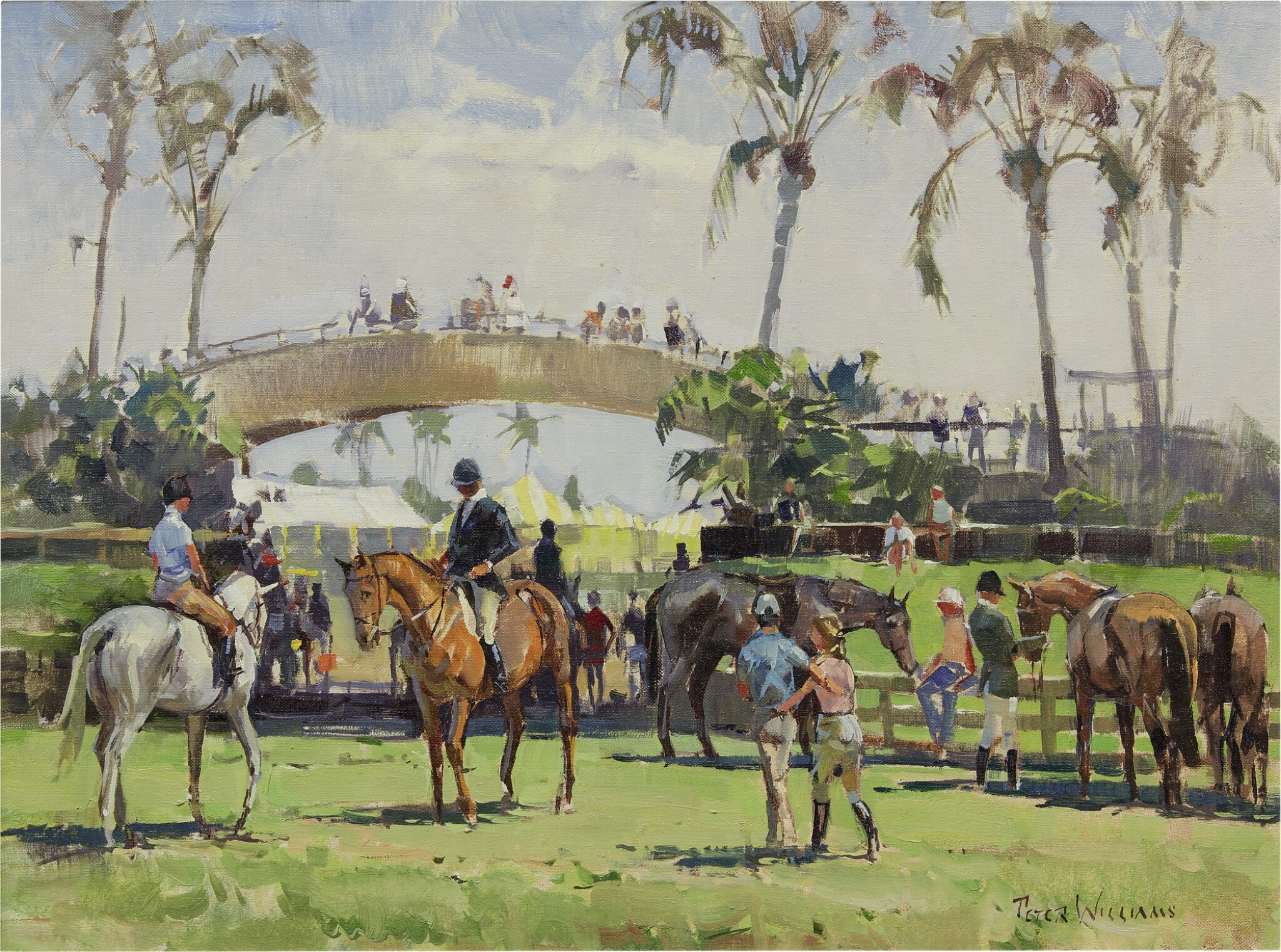 View full screen - View 1 of Lot 7. PETER WILLIAMS   THE FLORIDA CONNECTION.