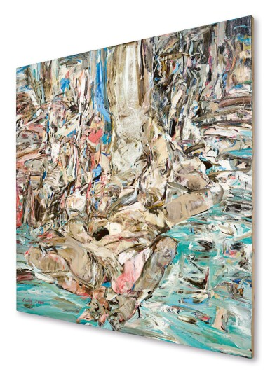 View 2. Thumbnail of Lot 1126. Cecily Brown 塞西麗・布朗 | Summerstorm 夏日風暴.