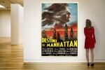 Tales of Manhattan / Destino su Manhattan (1942) poster, Italian