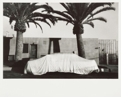 View 2. Thumbnail of Lot 33. Covered Car.