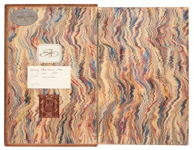 Dickens, Barnaby Rudge, 1841, first separate edition, presentation copy in presentation binding inscribed to Talfourd