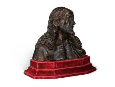 View 2. Thumbnail of Lot 783. Bust of Christ.