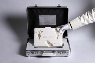 View 7. Thumbnail of Lot 1. RIMOWA x DANIEL ARSHAM: ED 008/500 (Special Edition).