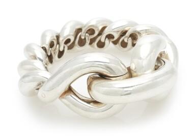Silver bracelet, Hermès