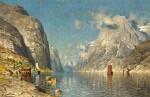 ADELSTEEN NORMANN | A Norwegian Fjord