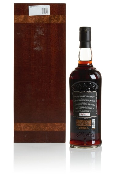 View 2. Thumbnail of Lot 319. BOWMORE BLACK SHERRY CASK 42 YEAR OLD 40.5 ABV 1964   .
