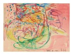 HANS HOFMANN | UNTITLED