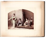 Japan | two albums of photographs, 1880s