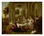 FLEMISH SCHOOL, 18TH CENTURY | THE PRODIGAL SON