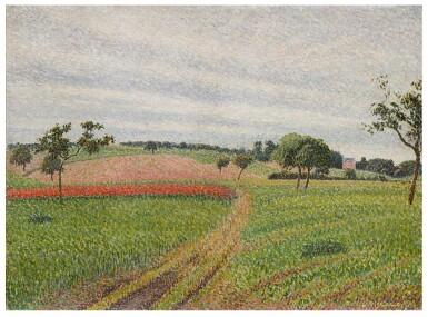 View 1. Thumbnail of Lot 1029. Les Coteaux de Thierceville, temps gris.