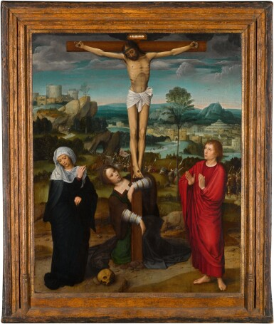 View 2. Thumbnail of Lot 5. The Crucifixion  《十字架苦像》.