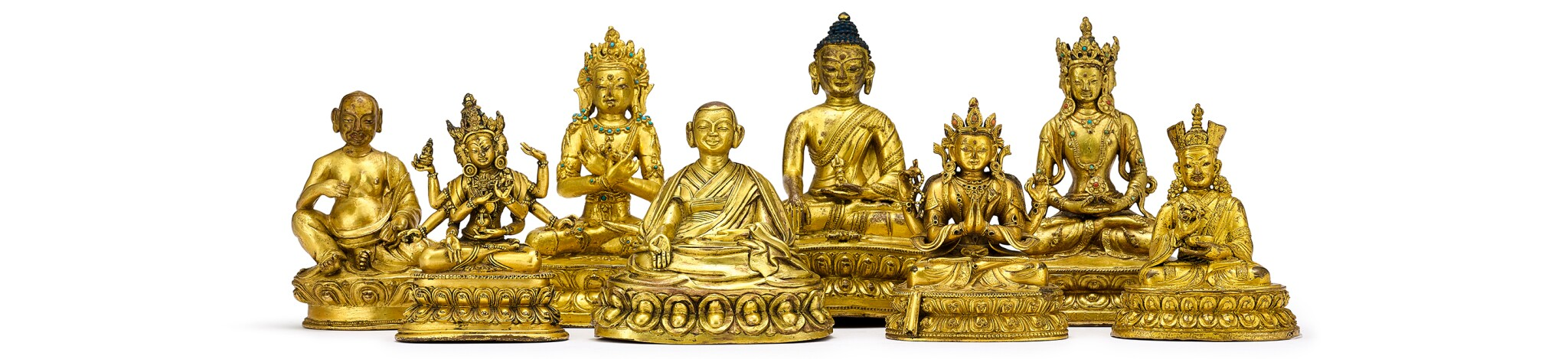 A Selection of Buddhist Art from the Collection of Cheng Huan 清洪佛教藝術品珍藏