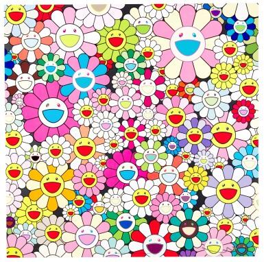 View 2. Thumbnail of Lot 45.  TAKASHI MURAKAMI | KAIKAI KIKI AND ME; AND FLOWER SMILE.