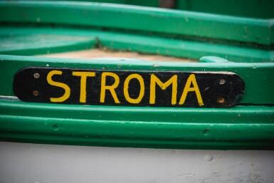 "View 3. Thumbnail of Lot 43. Stroma Yole ""Bee"" 1904, Scotland."