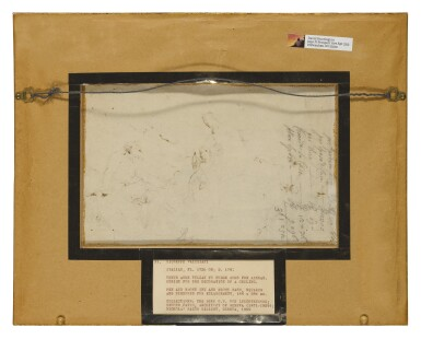 View 3. Thumbnail of Lot 551. GIUSEPPE VALERIANI | VENUS ASKS VULCAN TO FORGE ARMS FOR AENEAS.