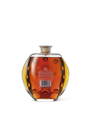 View 4. Thumbnail of Lot 2004. The Macallan In Lalique - Curiously Small Stills Decanter, 60 Years Old.