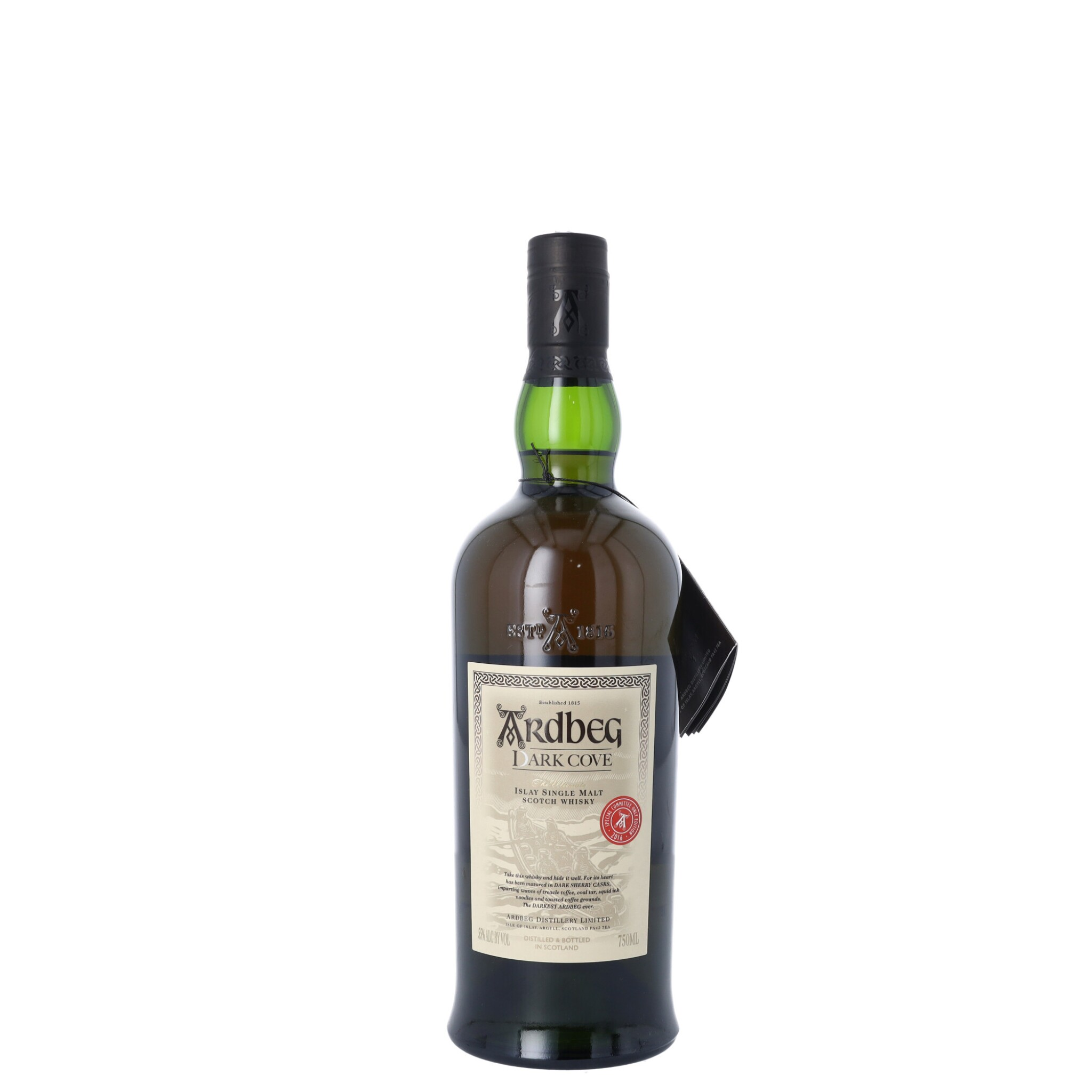 View full screen - View 1 of Lot 71. Ardbeg Dark Cove Committee Release 55.0 abv NV (1 BT75).
