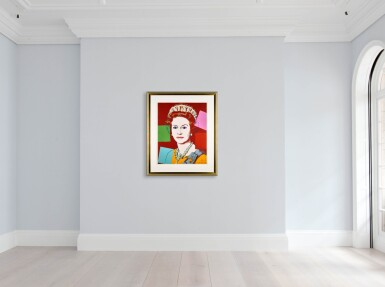View 4. Thumbnail of Lot 83. Reigning Queens (Royal Edition): Queen Elizabeth II of the United Kingdom (F. & S. II.334A).