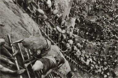 View 43. Thumbnail of Lot 10. 'Serra Pelada, Gold Mine, Brazil'.