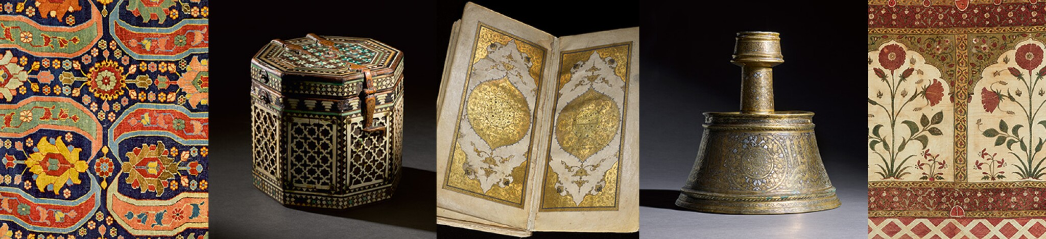 Arts of the Islamic World & India including Fine Rugs & Carpets