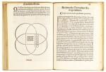 Campanus, Tetragonismus, Venice, 1503, old boards