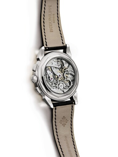 """View 3. Thumbnail of Lot 2034. PATEK PHILIPPE 