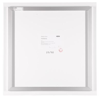 View 9. Thumbnail of Lot 19. DAMIEN HIRST   THE ASPECTS (H6-1-5).