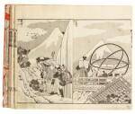KATSUSHIKA HOKUSAI (1760–1849), EDO PERIOD, 19TH CENTURY | ONE HUNDRED VIEWS OF MOUNT FUJI (FUGAKU HYAKKEI)