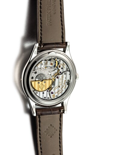 """View 3. Thumbnail of Lot 2046. PATEK PHILIPPE 