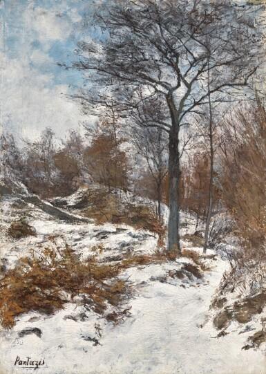 PÉRICLÈS PANTAZIS | Winter Landscape