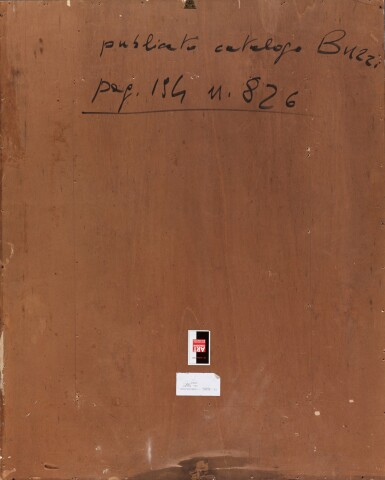 View 3. Thumbnail of Lot 30. ALBERTO BURRI | COMBUSTIONE CP 4.