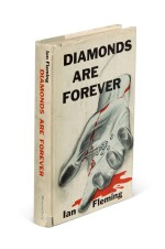 FLEMING | Diamonds are Forever, 1956, first American edition
