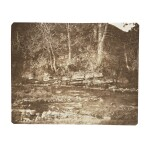 WILLIAM HENRY FOX TALBOT | A MOUNTAIN RIVULET WHICH FLOWS AT THE FOOT OF DOUNE CASTLE