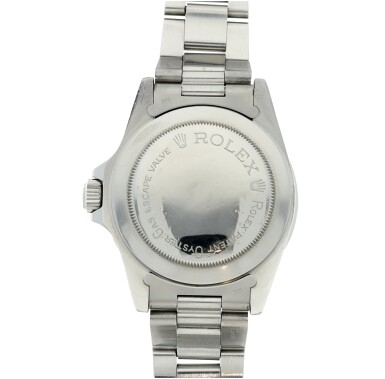 View 5. Thumbnail of Lot 72. ROLEX | REFERENCE 1665 SEA-DWELLER 'GREAT WHITE'   A STAINLESS STEEL AUTOMATIC WRISTWATCH WITH DATE AND BRACELET, CIRCA 1978.