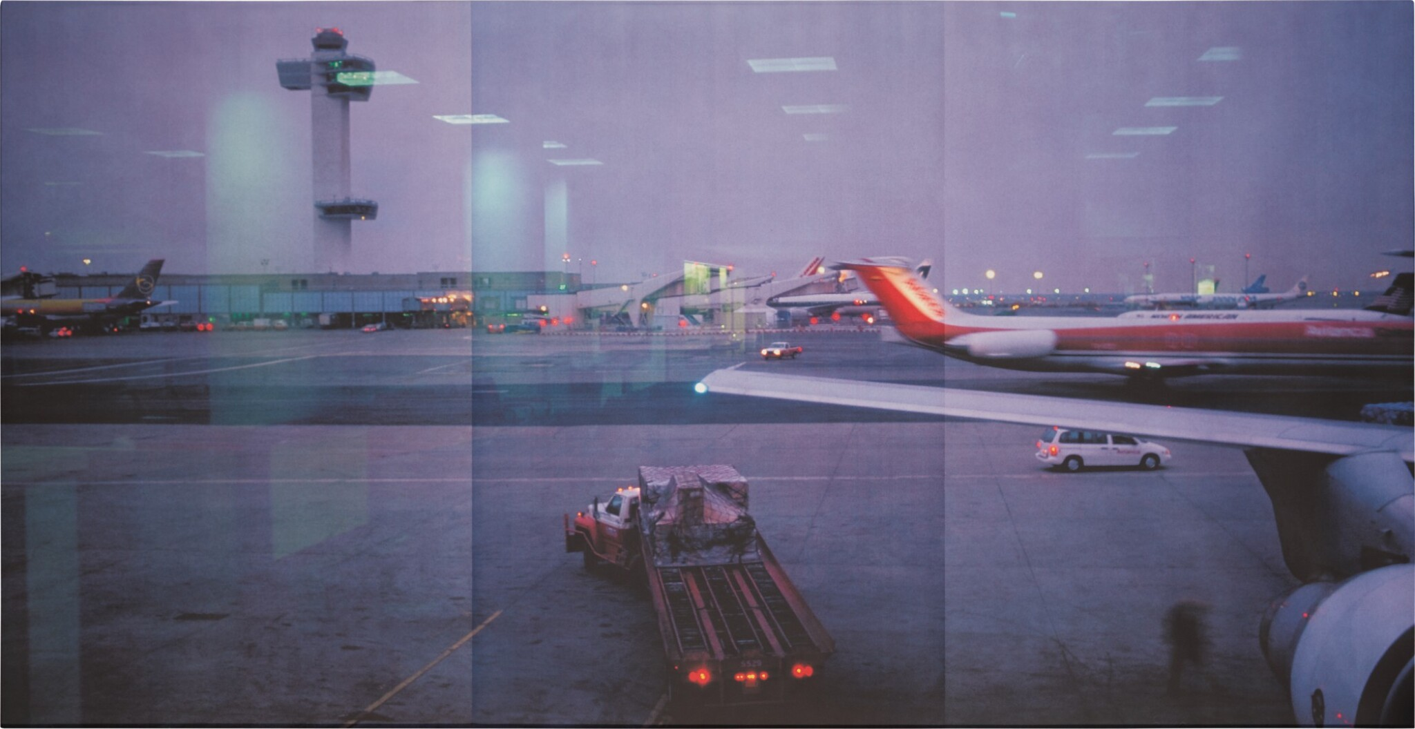 View full screen - View 1 of Lot 55. Untitled (Airport).