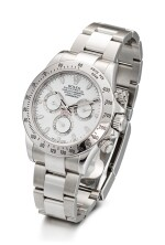 ROLEX | COSMOGRAPH DAYTONA, REFERENCE 116520, A STAINLESS STEEL CHRONOGRAPH WRISTWATCH WITH BRACELET, CIRCA 2013