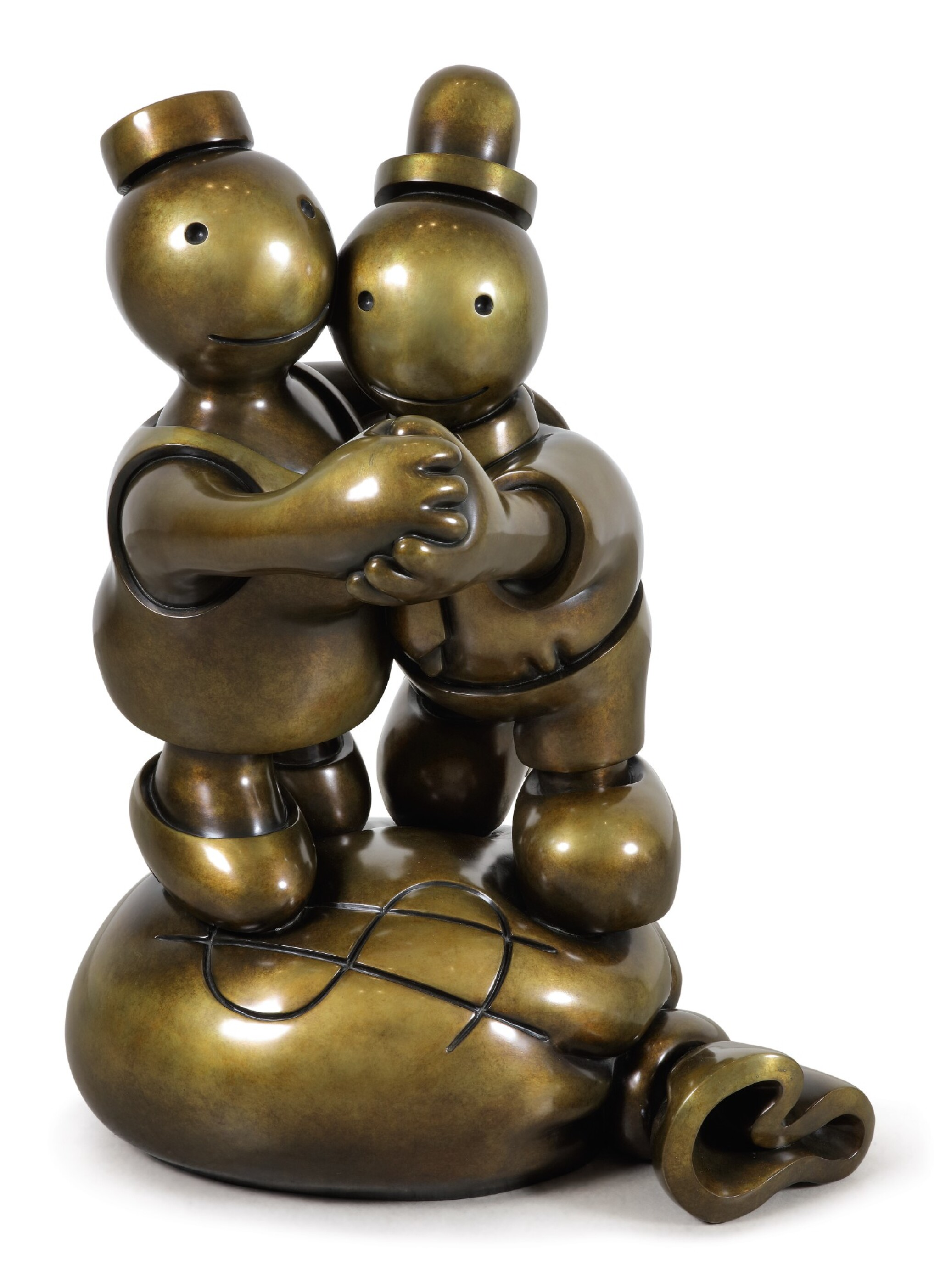 View full screen - View 1 of Lot 117. TOM OTTERNESS | FREE MONEY.