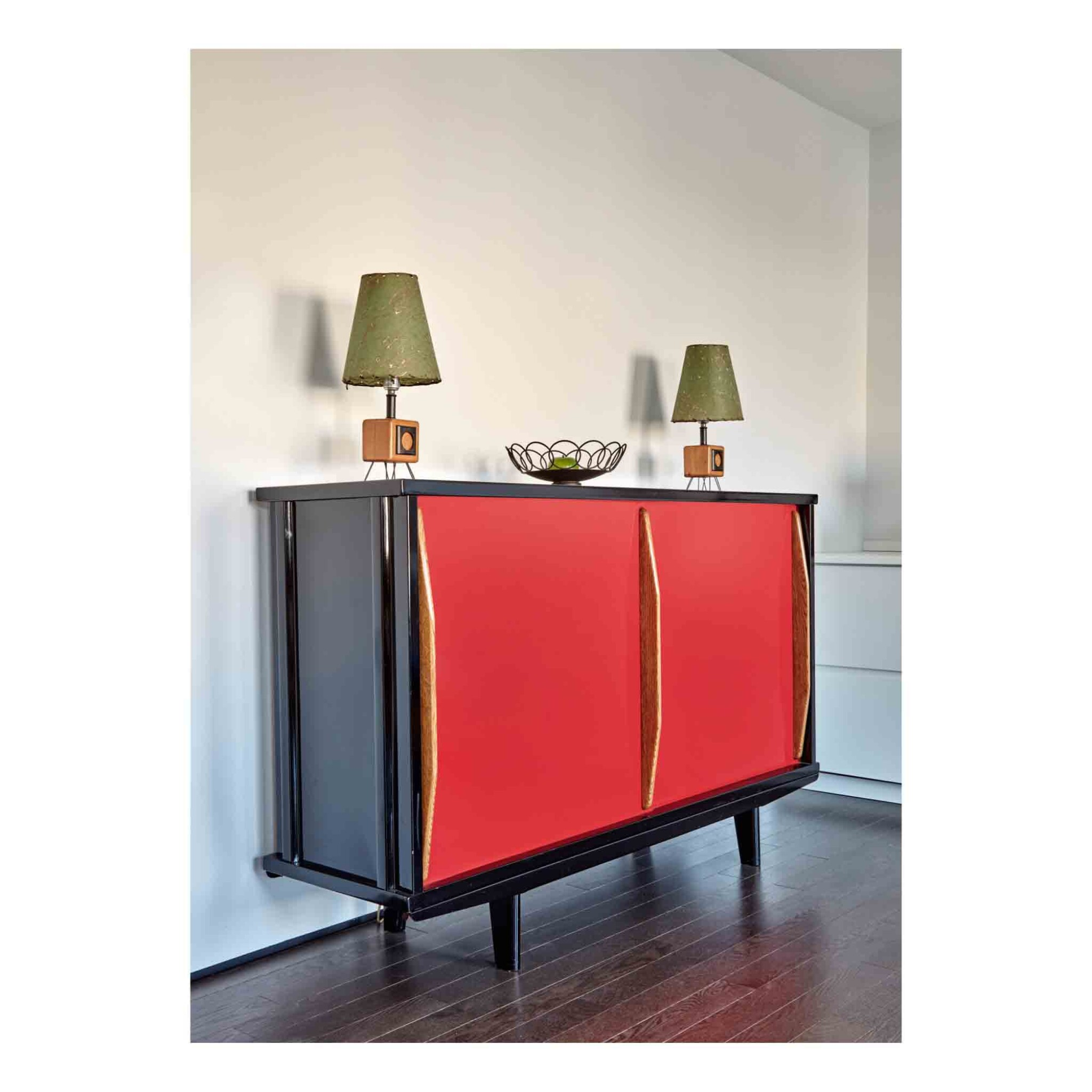 View 1 of Lot 402. Sideboard, Model No. 152.