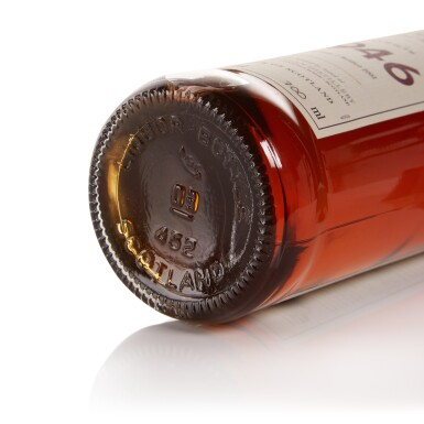View 4. Thumbnail of Lot 39. The Macallan Fine & Rare 56 Year Old 44.3 abv 1946 .