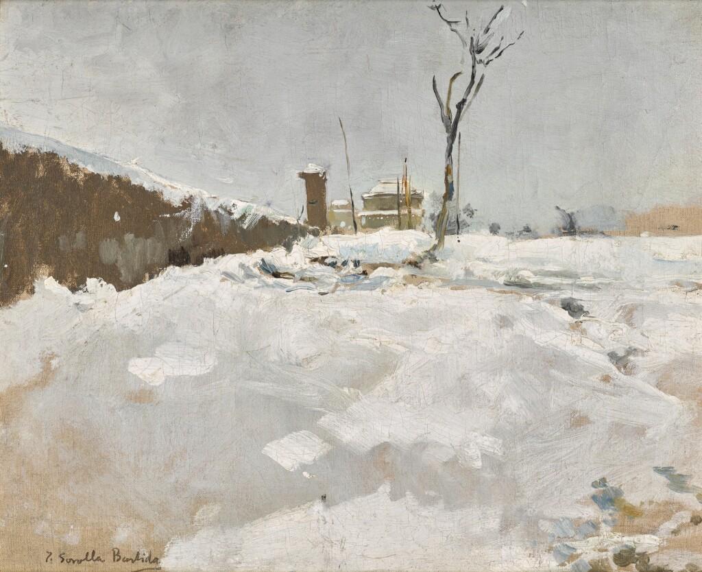 JOAQUÍN SOROLLA | Efecto Nieve (Snow Effect)