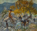 DOROTHEA SHARP | THE LITTLE GOAT GIRL