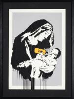 BANKSY | TOXIC MARY