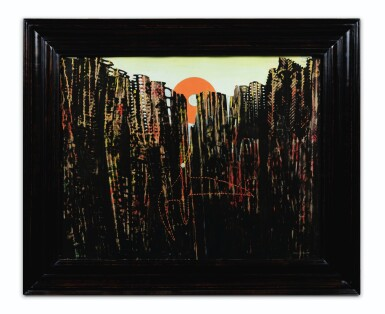View 2. Thumbnail of Lot 25. MAX ERNST | FORÊT.