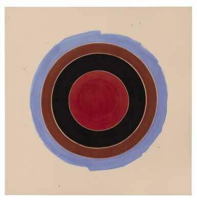View 1. Thumbnail of Lot 15. KENNETH NOLAND |  EMBER .