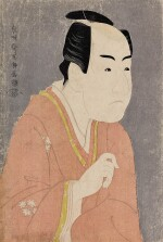 TOSHUSAI SHARAKU (ACTIVE 1794–1795), EDO PERIOD, LATE 18TH CENTURY | ACTOR ICHIKAWA MONNOSUKE II AS DATE NO YOSAKU